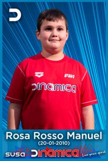 Rosa Rosso Manuel