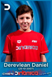 Derevlean Daniel