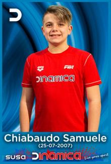 Chiabaudo Samuele