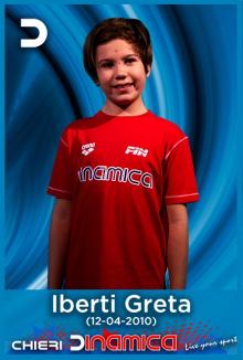 Iberti Greta