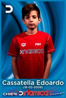 Cassatella Edoardo