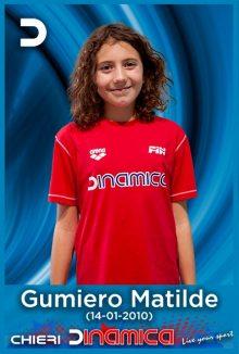 Gumiero-Matilde