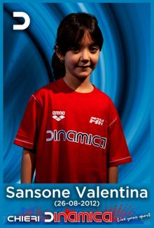 Sansone Valentina
