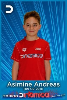 Asimine-Andreas