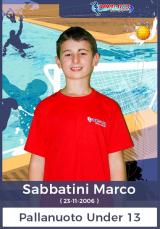 Sabbatini-Marco