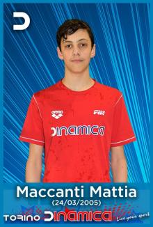 Maccanti Mattia
