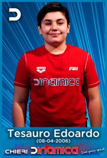 Tesauro Edoardo