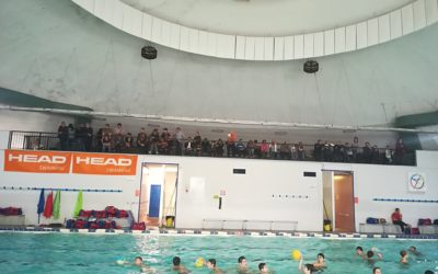 PALLANUOTO: UNDER 15 VITTORIA IN CASA AQUATICA PER 15 A 6