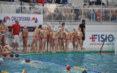 PALLANUOTO: Torneo Calcaterra tappa di Torino