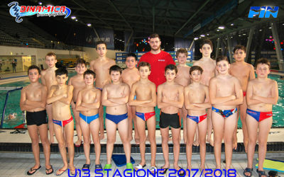 PALLANUOTO:  Under 13  Waterpolo Novara- Dinamica SSD Torino   13-2