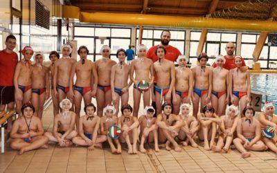 PALLANUOTO: Under 13 Campionato Regionale