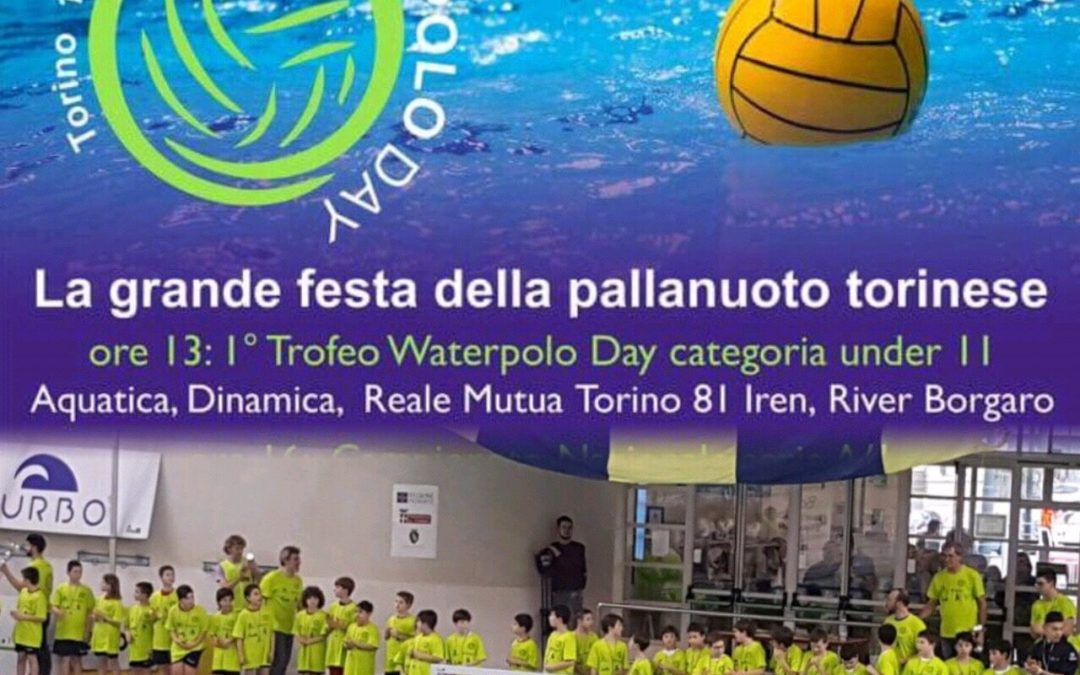 Pallanuoto under11 waterpolo day agonismo dinamica ssd - Piscina borgaro torinese ...