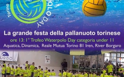 PALLANUOTO: under11 WATERPOLO DAY
