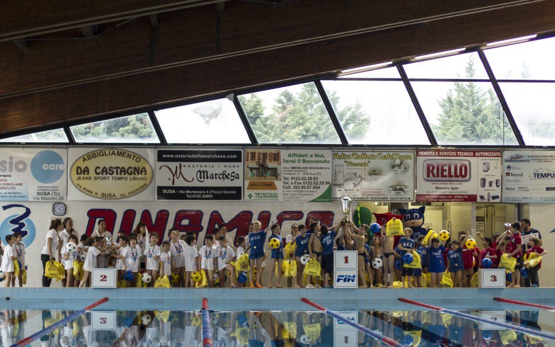 Nuoto ES.C e prop.: XI TROFEO SPRINT DINAMICA