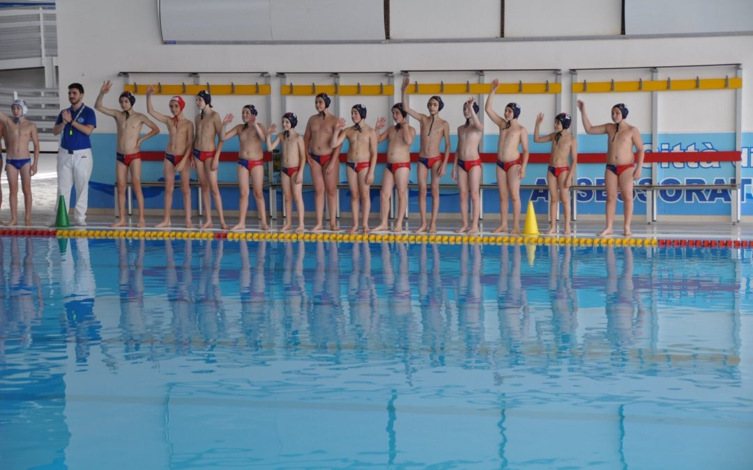 Pallanuoto: Under 13 Susa