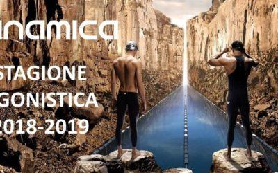 Attività Agonistica Nuoto e Pallanuoto Piscina di Susa Stagione 2018-2019