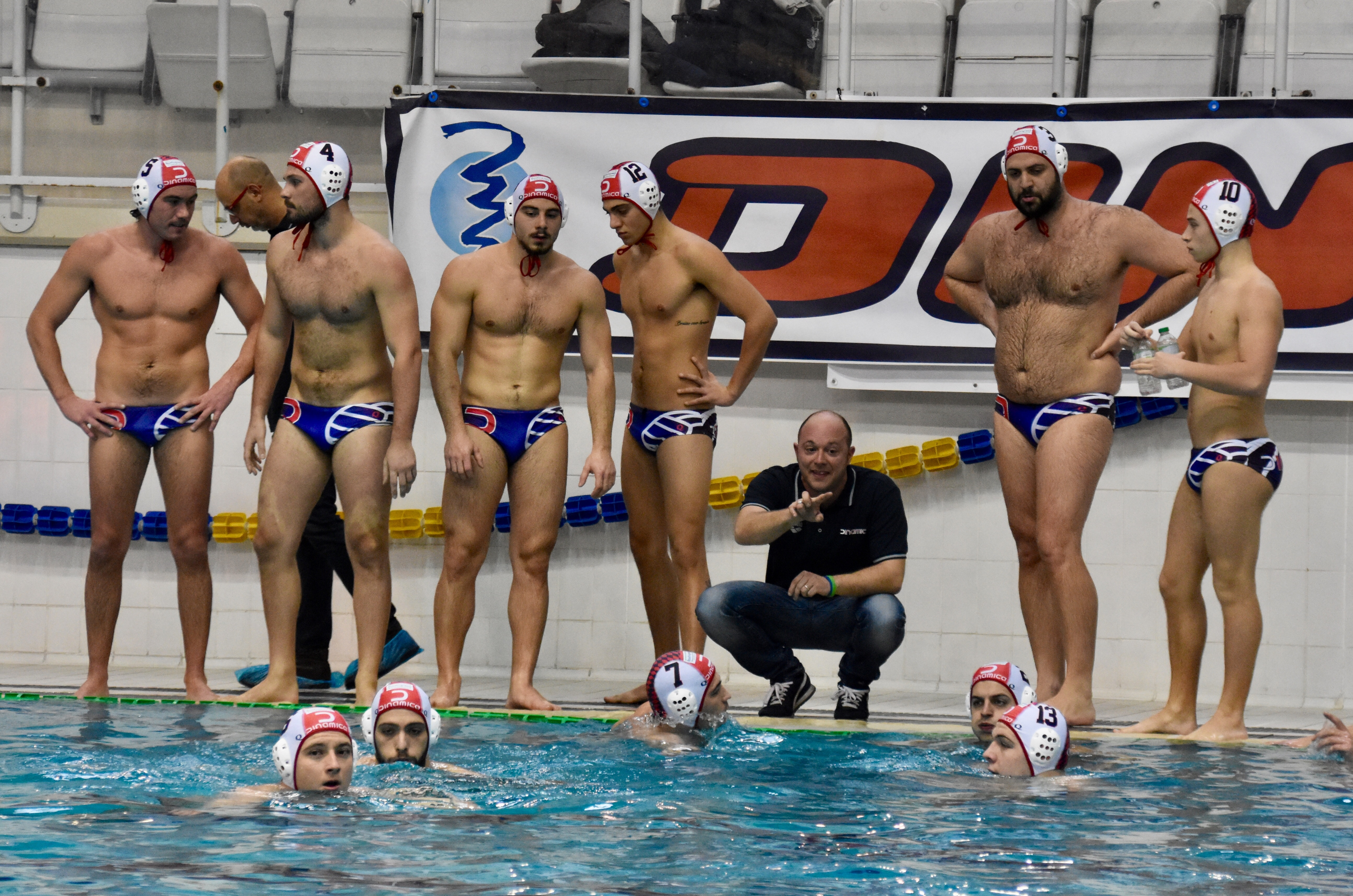 Pallanuoto Serie B : Dinamica sconfitta all'esordio casalingo