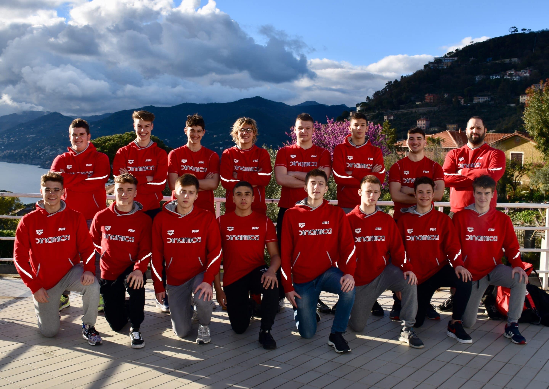 Pallanuoto U17A : la Dinamica corsara in Liguria