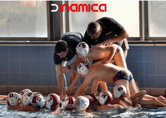Pallanuoto U13 : La Dinamica Under 13 trova la seconda vittoria in campionato