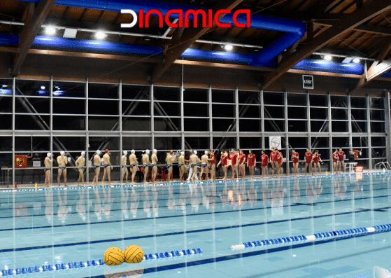 Pallanuoto Serie B : Bis della Dinamica contro Piacenza