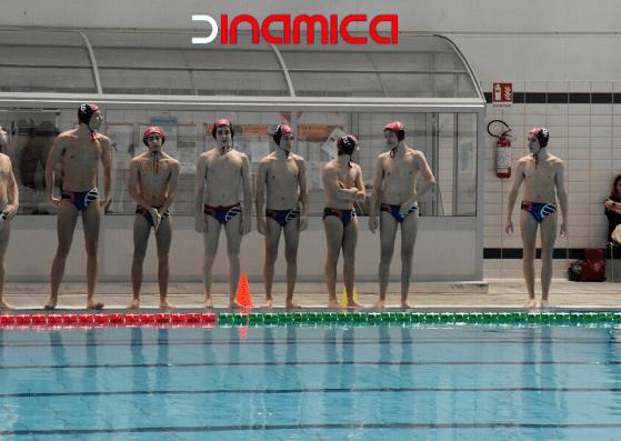 Pallanuoto U17 : Vittoria della Dinamica contro la Waterpolo Novara