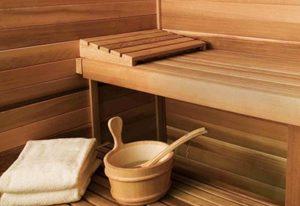 Sauna della Piscina di Susa